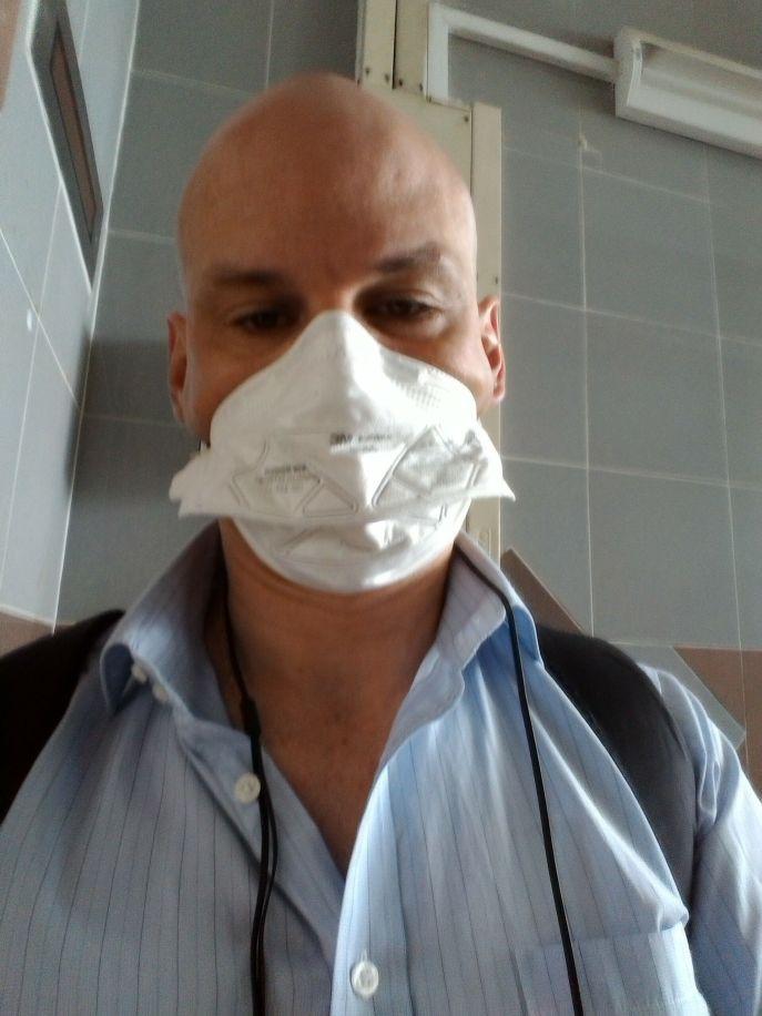 David Papkin mask image